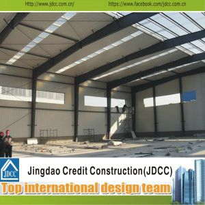 Low Cost and High Quality Prefabricated Steel Structure pictures & photos