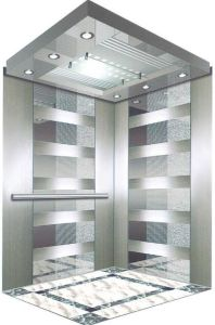 Vvvf Drive Gearless Motor Home Villa Elevator (RLS-107) pictures & photos