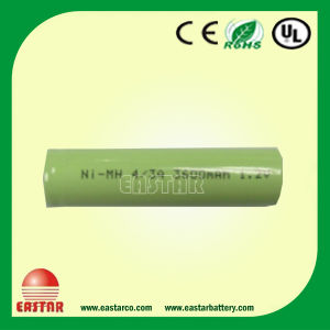 30W 1.2V Ni-CD Rechargeable Battery for Solar Lighting Eastar Company pictures & photos
