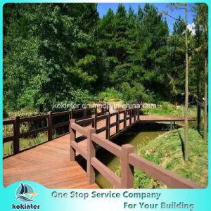 High Quality WPC Column WPC Post for Pavilion Railing Fence pictures & photos