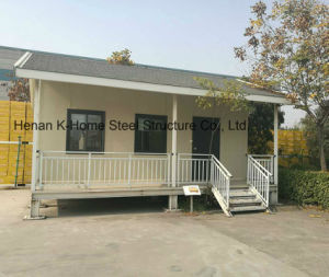 K-Home Easy Installation Small Villa/Prefab House pictures & photos