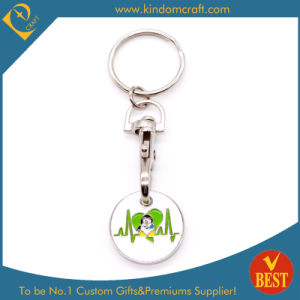 High Quality Custom Metal Promotional Trolley Coin pictures & photos