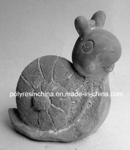 China Supplier Outdoor Small Garden Snail Statue with Cheap Price pictures & photos