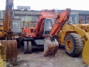 Used Hitchi Ex100-1 Excavator