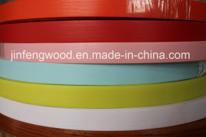 PVC Edge Banding Tape for MDF/PVC Edge Banding for Particle Board/High Gloss PVC Edge Banding pictures & photos