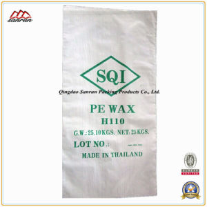 White Plain PE Wax PP Woven Bag Sack pictures & photos