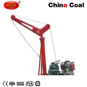 Zm-0.5t China Coal Hot Sale Small Diesel Engine Crane pictures & photos