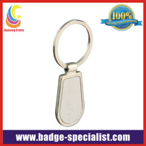 Open Style Zinc Alloy Keychain/Key Ring (HS-KC053)