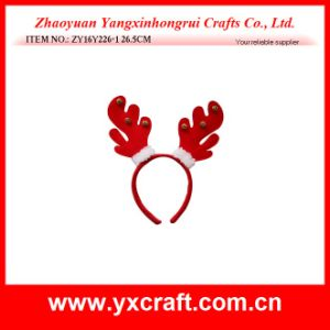 Christmas Decoration (ZY14Y62-1-2-3-4) Christmas Headband Christmas Party Supply pictures & photos