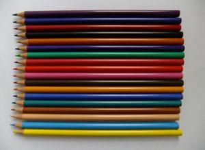 Plastic Pencil In18 Color