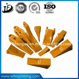 Investment Casting High Manganese Steel Bucket Teeth for Excavator pictures & photos