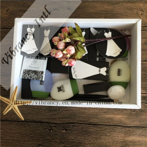 4-5 Star Hotel Disposable Beautuful Black Skirt Hotel Supplies Amenities pictures & photos