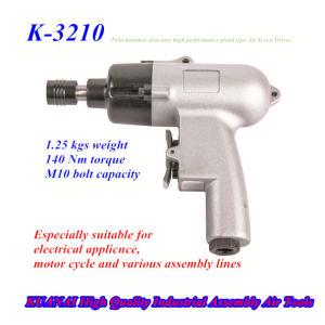 Assembly Pneumatic Tools Air Gun Air Screw Driver Pistol Type M10 Capacity
