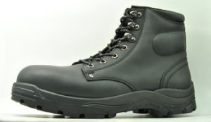 Dual Density PU Midsole Rubber Outsole Work Boots PU/Rubber Bsi