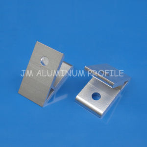 Aluminium Alloy 45 Degreeinside Corner Bracket pictures & photos