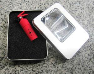 Fire Extinguisher PVC USB Flash Drive pictures & photos