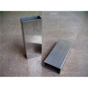 Welded Stainless Steel Rectangular Pipe/Tube pictures & photos