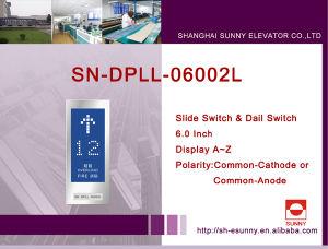 Elevator Floor Display Panel (SN-DPLL-06002L) pictures & photos