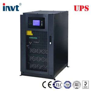 Power Suppliers Pure Sine Wave Modular UPS Battery Backup pictures & photos