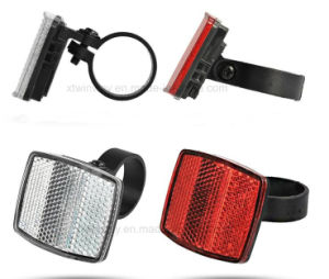 Bicycle Spare Parts Bicycle Reflector pictures & photos