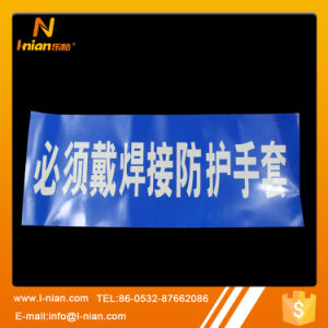 High Quality Reflective Safety Warning Labels pictures & photos