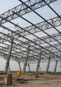 High Quality Steel Structure Framework pictures & photos