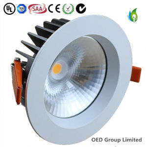 12W 1200lm 3inch LED Downlight with UL Ce SAA RoHS pictures & photos