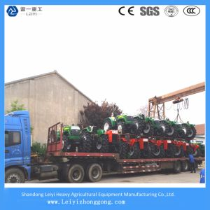 John Deere Style Agricultural Tractor for Farm /Orchard/ Paddyfield/Meadow pictures & photos