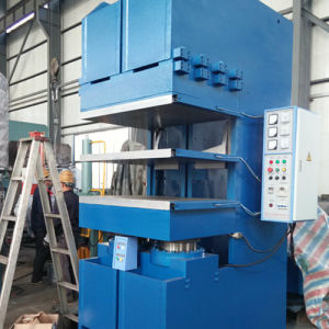 Good Quality Jaw Type Flat Vulcanizer Machine pictures & photos
