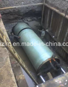 Dn 2500 mm FRP GRP Composite Underground FRP/GRP/Gre Pipes Fiberglass Pipe pictures & photos