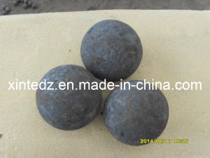 Good Quality, No Breakage Forged Steel Ball (dia105mm) pictures & photos