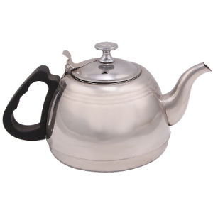 Stainless Steel Kettle with Tea Pot pictures & photos
