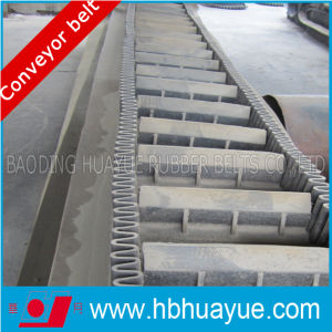 High Quality Sidewall Cleat Skirt Conveyor Belt pictures & photos