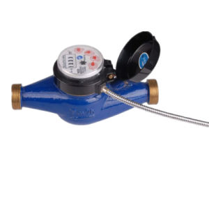 Multi Jet Dry Dail Digital Water Meter with Pulse Output pictures & photos