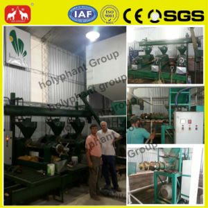 Engineer Available 1-100t/D Soybean Oil Mill Equipment pictures & photos