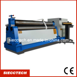 W11 10X2500 Mechanical Steel Plate Rolling Machine pictures & photos