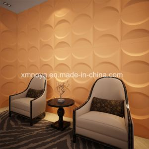 Dimensional Feature Sculpted Modern 3D Wall Panel for Interior Decoration pictures & photos