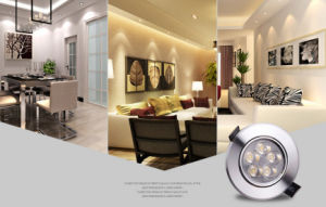 9W Round LED Downlight pictures & photos