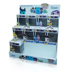 Paper Point of Purchase Display Counter Dipslay Shelf for Toys pictures & photos