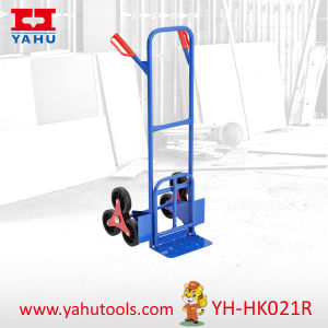 Used Platform Hand Operated Lift Truck for Sale pictures & photos
