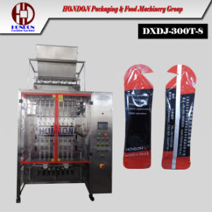 High Speed Honey Stick Bag Packing Machine (Y2-320T) pictures & photos