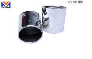 Exhaust/Muffler Pipe for Auto/Volvo S90, Made of Stainless Steel 304b pictures & photos