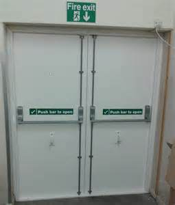 Steel Frie Door with UL Certified pictures & photos
