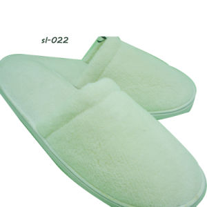 Hotel Amenities Slippers 6 Slipper Hotel Waffle Slipper Factory pictures & photos