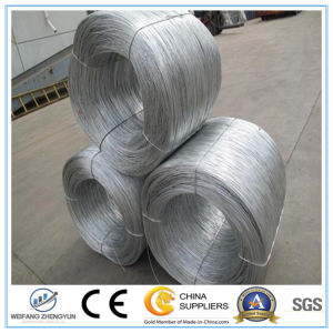 High Quality Galfan Steel Wire pictures & photos