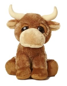 New Design Custom Plush Bull Stuffed Toy pictures & photos