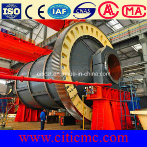 Top Seller 5-500 Tph Gold Ball Mill pictures & photos