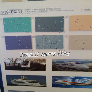 China Factory Top Quality PVC/Homogeneous Flooring for Hospital/Airport/Subway/Bus pictures & photos