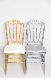 High Back Royal King Wedding Fining Chairs pictures & photos