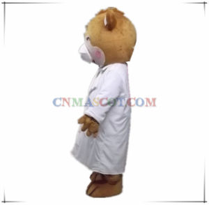 Humane Doctor Bear Mascot Costume for Sale pictures & photos